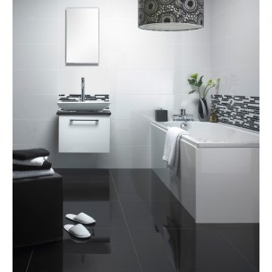 Super Polished Porcelain 300x600 - White 1228A