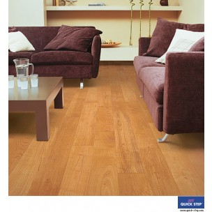 Quick-Step Perspective Laminate Flooring - Natural Varnished Cherry UF864