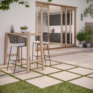 Ascot Ivory Outdoor Porcelain 600x600 - P10781