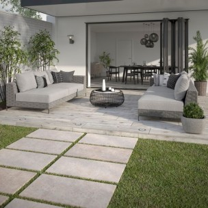 Hampton Beige Outdoor Porcelain 450x900 - P10686