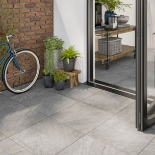 Westbury Grey Outdoor Porcelain 600x600 - P10662