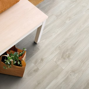 Pergo Optimum Click Vinyl Plank - Soft Grey Oak V3107-40036