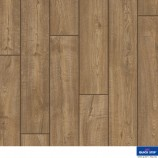 Quick-Step Impressive Laminate Flooring - Scraped Oak Grey Brown IM1850