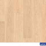 Quick-Step Largo Laminate Flooring - White Varnished Oak LPU1283
