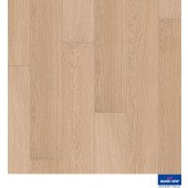 Quick-Step Impressive Laminate Flooring - White Varnished Oak IM3105