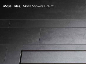 Mosa Shower Drain