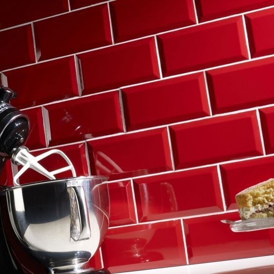 mosaic backsplash kitchen metro tiles tile design ideas 14294